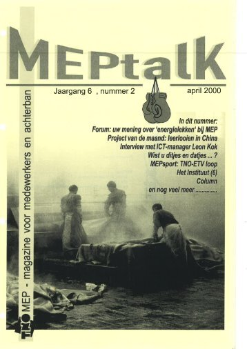MEPtalk 2000-2 - eTNOs