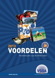 1000 BRUSSEL. - VSOA