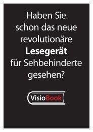 Visiobook Prospekt - BAUM Retec AG