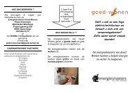 folder Westhoek -1 - Gemeente Vleteren