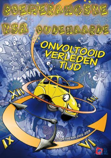 Familienieuws - KSA Oudenaarde Online