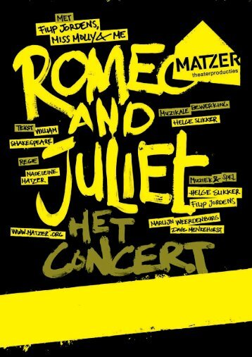 Romeo and Juliet - Matzer