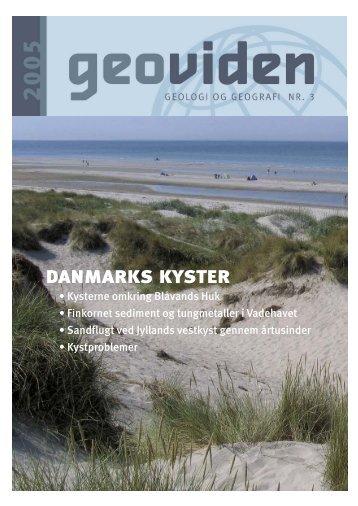 danmarks kyster - Geocenter København