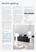 God akustikk i hjemmet - Gyptone - Page 2