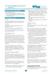 18. De opstanding van Christus en christenen - Deltacursus