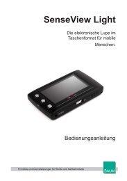 Senseview Light PDF Handbuch - BAUM Retec AG
