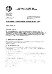 Verweerschrift inzake bezwaren tegen homofilie ... - Gekrookte Riet