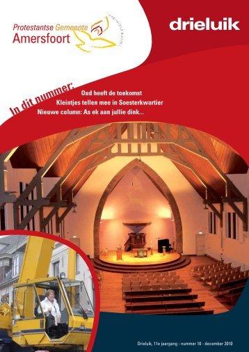 drieluik - Protestantse Gemeente Amersfoort