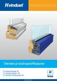 Produktkatalog - H-Partner AS