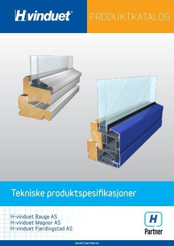 Produktkatalog - H-Partner AS