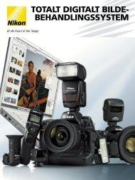 Last ned brosjyren - Nikon