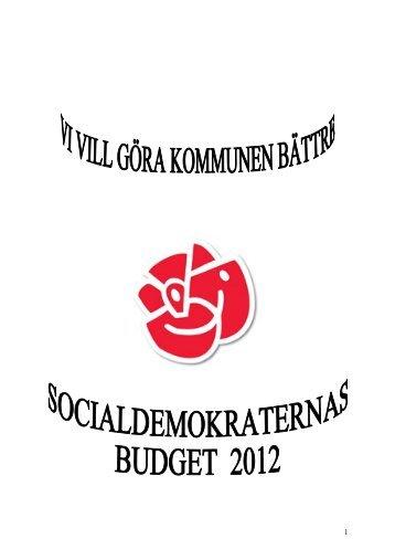 Vi vill göra en bra kommun bättre - Socialdemokraterna