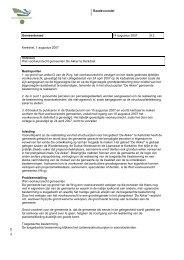 Ruimte rv wvg de akker agp 8.2.pdf - Videoarchief bestuurlijke ...