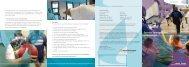 Folder 'Sportief bewegen met osteoporose' - Sportzorg