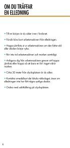 SE UPP FÖR LUFTLEDNINGAR - Page 4