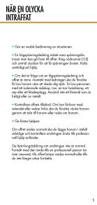SE UPP FÖR LUFTLEDNINGAR - Page 5
