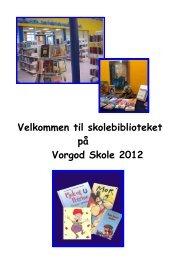 folder 2012 13odt - Skoleporten Vorgod-Barde Skole