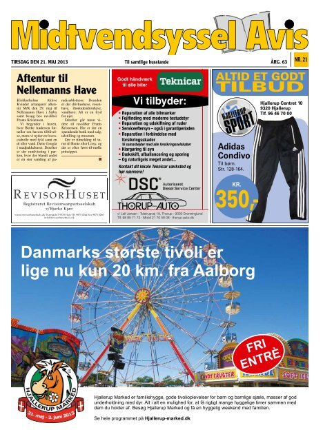 Avis uge 21 2013 - Midtvendsyssel Avis