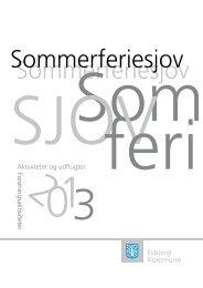 Sommerferiesjov_2013 - Sankt Nikolaj Skole i Esbjerg