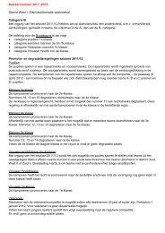 Bewaarnummer - ZA/Bluedesk Internet Zaalvoetbal