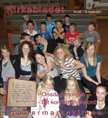 Maj 2011 - Søndermark Sogn