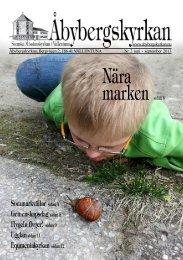 Församlingsbladet 2013-2 - Åbybergskyrkan