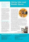 Rädda Djuren 3/2011 - Page 2