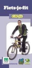 Boekje fiets je fit voor.indd - Fietsersbond