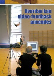 video i den frivillige gymnastik - NAL MedieNet