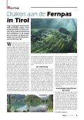 Duiken aan de Fernpas in Tirol - Filip Staes Fotografie - Page 2