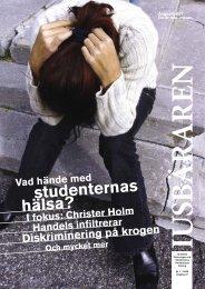 Nr 1 - Juridiska föreningen i Stockholm