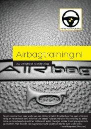 Download de PDF van Airbagtraining