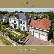Steenhof 4 | Bavel - Schonck, Schul & Compagnie