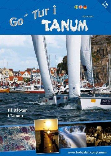 Go tur i tanum 2011 - Tanum Turist