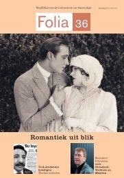 Romantiek uit blik - Folia Web