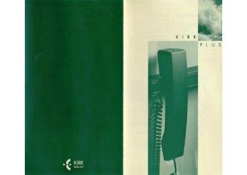 Vejledning Kirk Plus 10 (pdf)