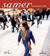 samer– ett ursprungsfolk i Sverige - Samer.se
