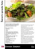Dansk Grønt salathæfte - freshchoice.dk - Page 3