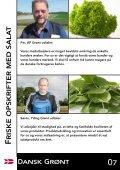 Dansk Grønt salathæfte - freshchoice.dk - Page 7