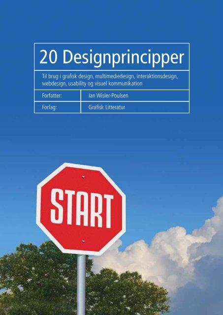20 Designprincipper - Wisler Reklame