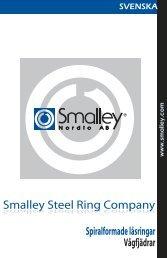 Broschyr på svenska - Smalley Steel Ring Co.