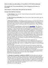 Referat af ordinr generalforsamling, d - GKH
