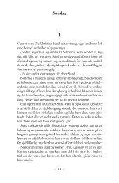 Læs tekstuddrag fra bogen (pdf). - Modtryk