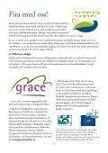Guidade vandringar i Västra Götalands ... - Västkuststiftelsen - Page 2