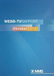 WEBB-TVRAPPORT - MMS