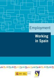 Working in Spain Employment - Lanbide