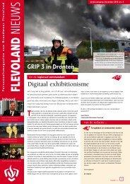 Flevoland Nieuws 10 (december 2010) - Brandweer
