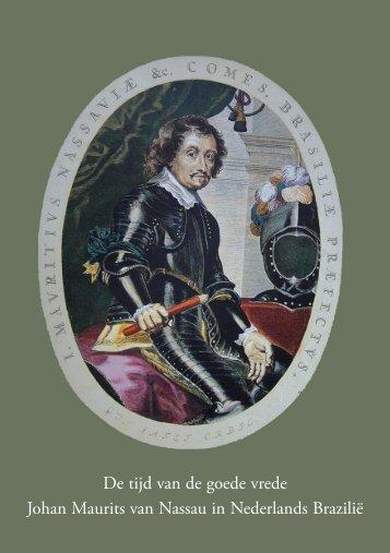 Johan Maurits van Nassau in Nederlands Brazilië