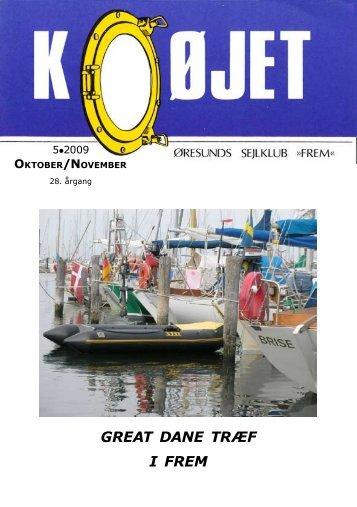 Nr. 5/2009 - Øresunds Sejlklub Frem