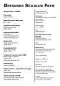 Nr. 5/2009 - Øresunds Sejlklub Frem - Page 2